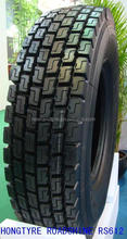 Buy tires direct from china ROADSHINE Manufactures 295/80R22.5 truck tyre Radial Truck tyre
