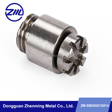 digital camera lens spare parts high quality OEM make all kinds lathe parts