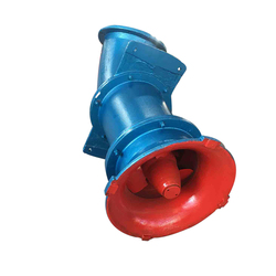 Horizontal/vertical Submersible Sewage Centrifugal /axial Flow Water Pump