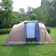Waterproof family big camping tent for 5+persons