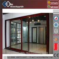 China Used Exterior French Doors for Sale