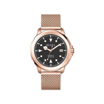 family use men bronze watch black dial
