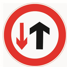 Wholesale Waterproof Traffic Circle Sign