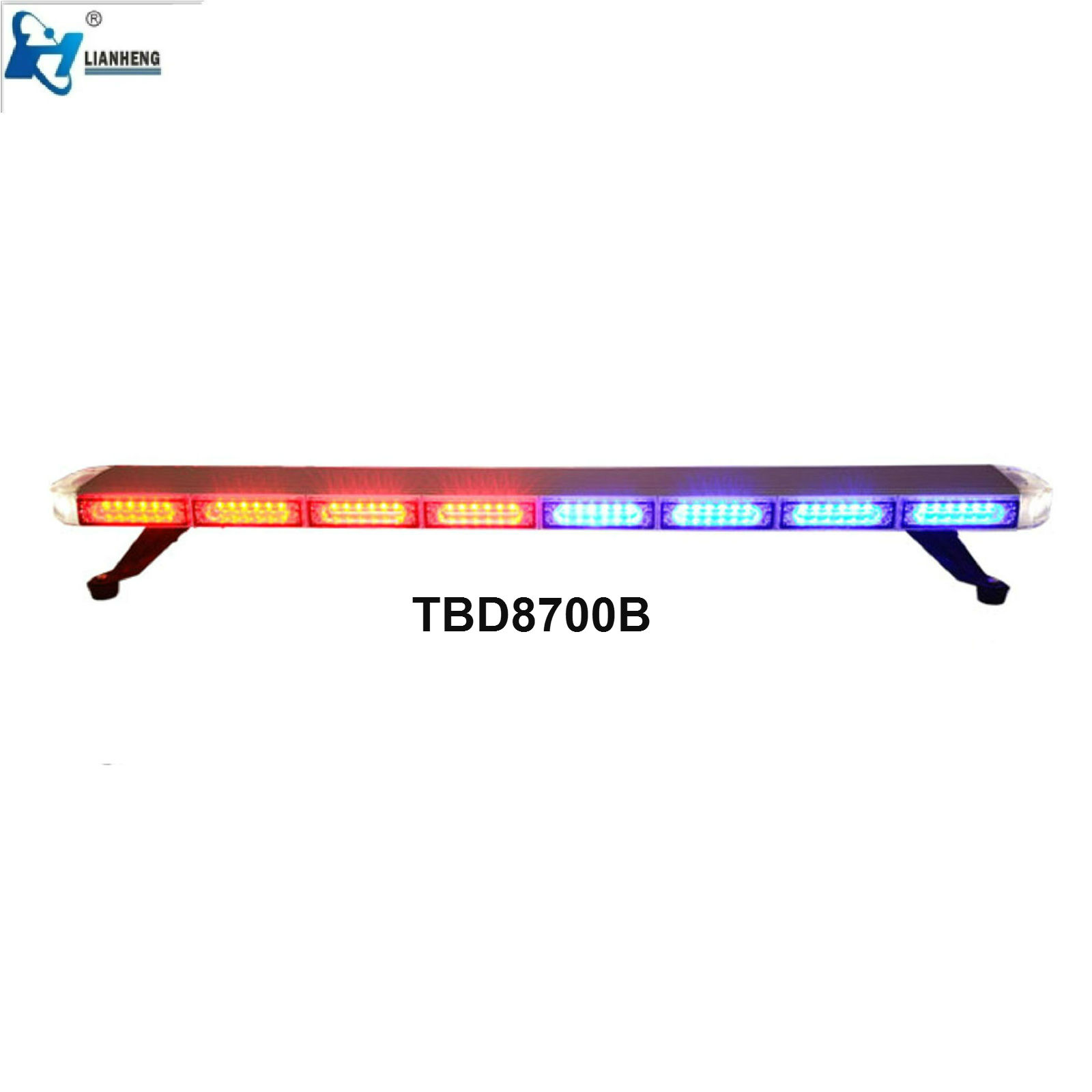 New design warning lightbar amber lightbar ambulance