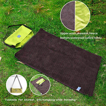 Multi-functional portable folding waterproof outdoor blankets for pet dog and cat