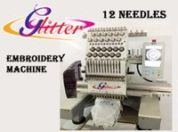 Glitter Single Sequin MULTI-COLOR 1 head cap shirt shoes embroidery machine