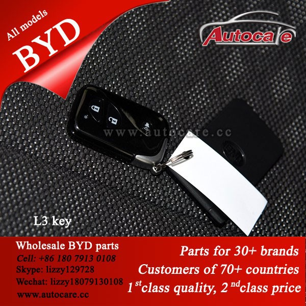 wholesale BYD auto spare parts byd Key