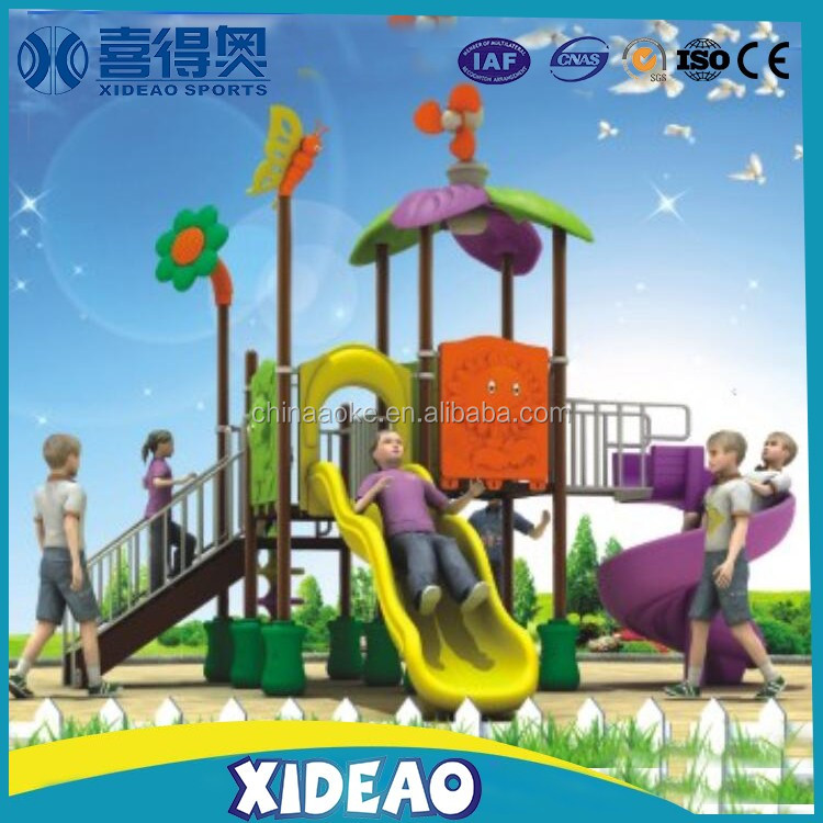 2016 new design used wood indoor playground equipment for sale