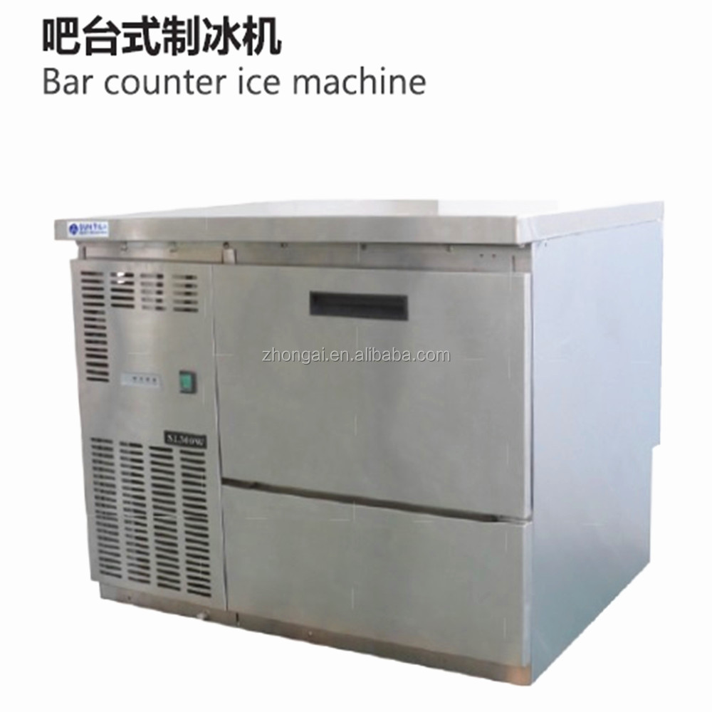 Big capacity hotel equipment commercial use cube ice maker for Ice makers for sale