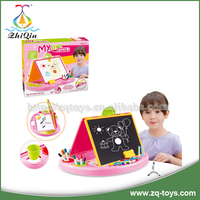 Hot promotional drawing toy kids erasable magnetic drawing board with competitive price