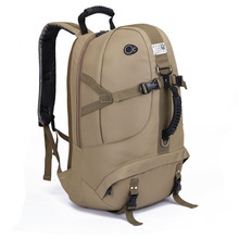 Waterproof day hiking backpack outdoor sport back bags long travel backpacks with cool features