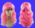 Fancy Women's Lolita Curly Wavy Long Cosplay Party Sexy Full Hair Wig