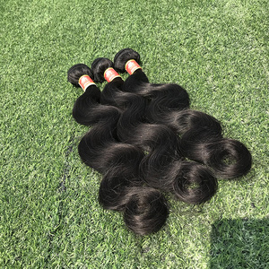 Grade 9A real cheap virgin brazilian hair,100% Unprocessed raw virgin brazilian human hair body wave