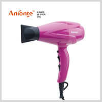 Professional compact Long life AC motor hair dryer 2200-2400W