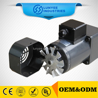 120w 110v High Torque Low Rpm Electric Conveyor AC Induction Motor