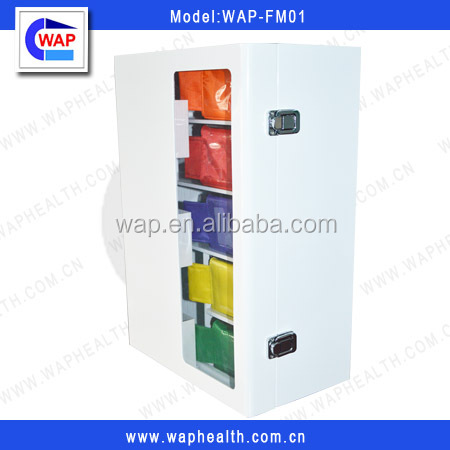 WAP-health Empty Wall Mounted First Aid Box