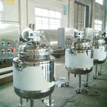 Movable with wheel stainless steel 100L Fermentation tank