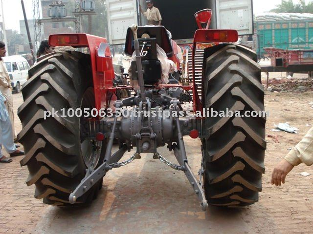 MASSEY FERGUSON MF 385 BRANDNEW FOUR WHEEL DRIVE TRACTORS