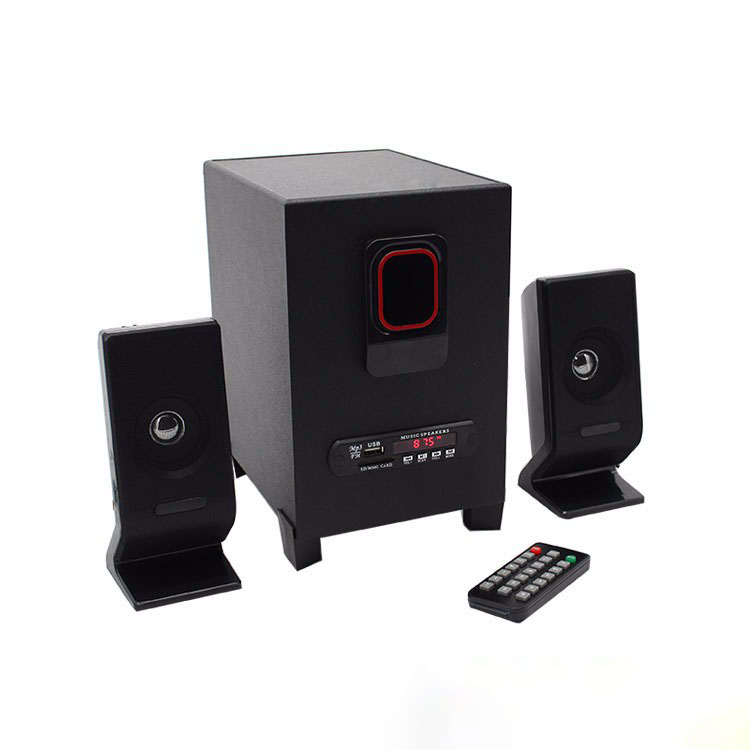 2.1 Multimedia Speaker, Multimedia,Laptop Speaker System