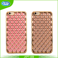 Low MOQ custom luxury slim case for iphone 6