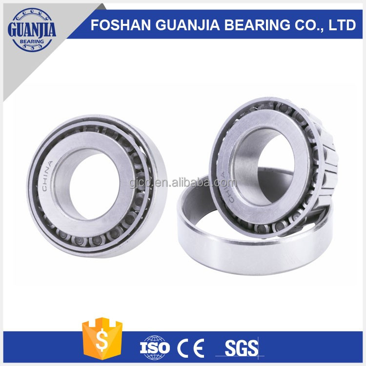 High Quality Chrome Steel Tapered Roller Bearing 31319