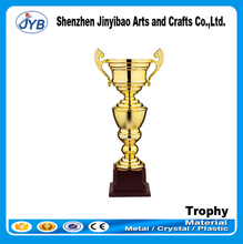 Golf Club wholesale cheap golf gift award trophies component with logo