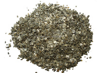 High expansion ratios Raw Silver /gold vermiculite ore