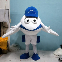 Funtoys CE custom airplane MASCOT COSTUMES commercial