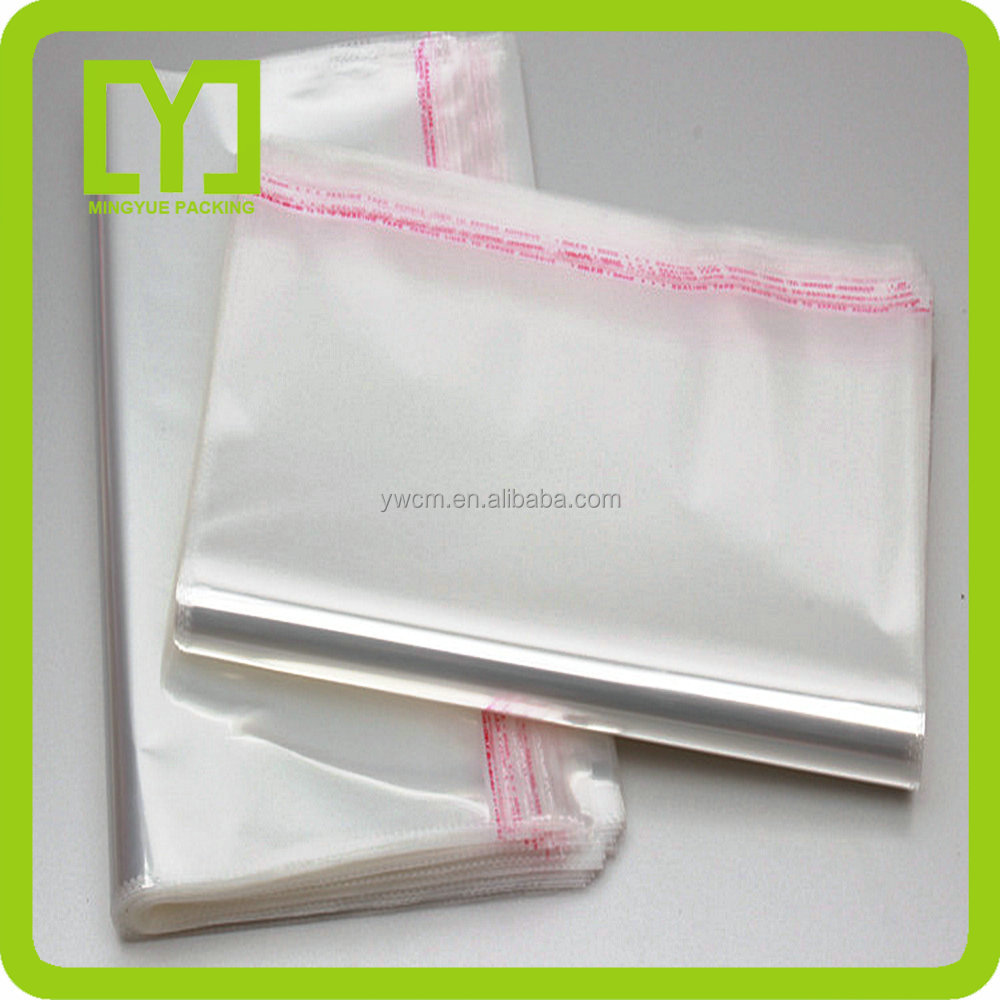 YiWu cheap high quality manufacturer of wholesale self adhesive plastic opp bags