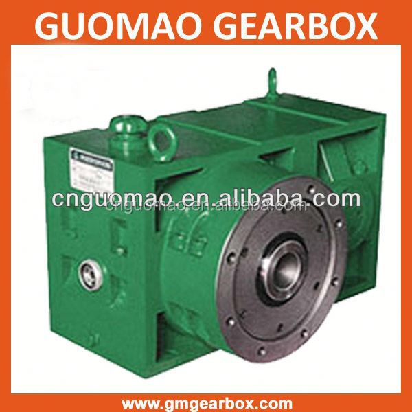 ZLYJ gearbox/gear box for pvc extruder machine reduction gearbox