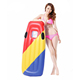 Multi-color Fashionable Eco-friendly Short Jet PVC Inflatable Surf Board
