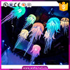 Planet!!!3ft Lighting Inflatable Jellyfish Ball For Club Decoration Customized Event Hanging Decoration W10549