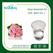 100% Pure Natural Rose Oil Absolute, High Purity Rose Essential Oil Bulk