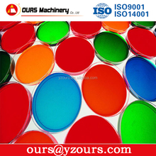 electrostatic powder paint manufacture