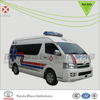 Toyota Ambulance Car,Hiace Ambulance,Toyota Hiace, diesel ambulance