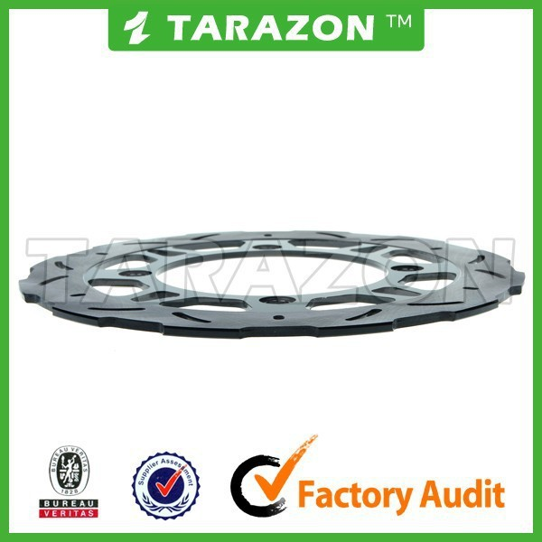Solid Design Stainless Steel Front Brake Disc Rotor for SUZUKI AN 650 Skywave