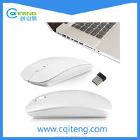 Mini Wireless Mouse Gift USB Gadgets Mouse Promotional Cheap Wireless Mouse