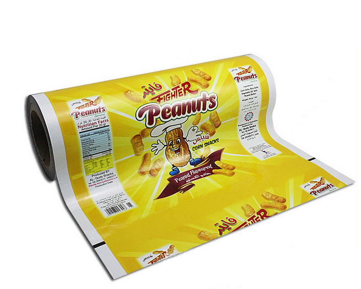 wholesale potato chips food packaging plastic roll film