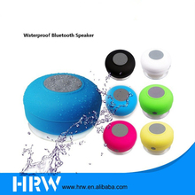 High quality Blutooth Subwoofer Mini Wireless Portable Waterproof Speaker Shower Music Audio Receiver Phone Speaker