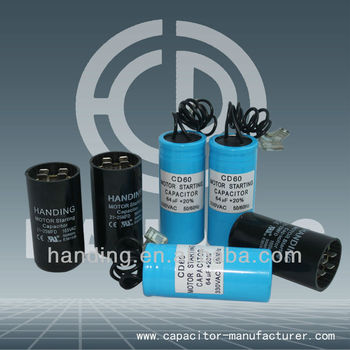 CD 60 Capacitor