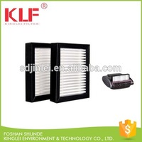 carbon automotive air filter size for car cabin filter