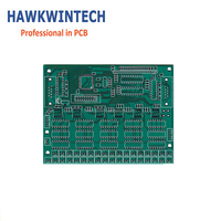 HASL 6 layer 2OZ copper 94v0 pcb board
