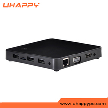 Windows8 tv box 1080p intel Atom Bay-trail CPU 3735F 2GB RAM and 32GB Flash HDD fanless Mini pc