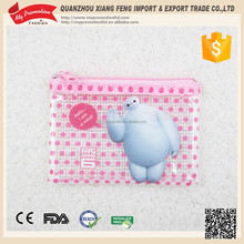 Popular trend plain plastic bag small, mini bag