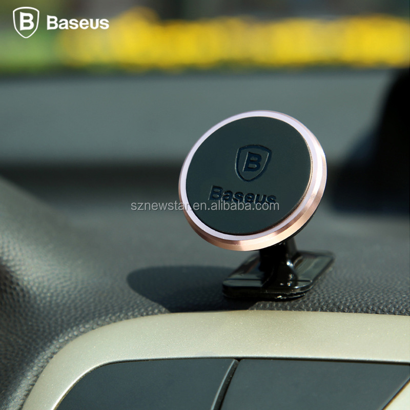 Original brand Baseus phone <strong>stand</strong>, 360 Degree Rotatable Car Mount Holder