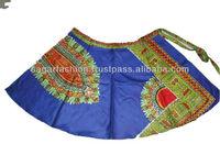 tribal print skirt 2016 short skirt lower price from china