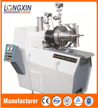 WSK superfine bead mill for high viscosity material with good price