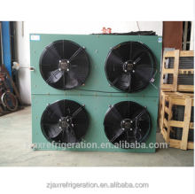 green color air-cooled refrigerant condenser