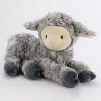 Hot sale plush goat custom baby sheep plush toys soft goat toys