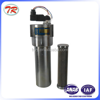 High quality PHA 060 high pressure hydraulic oil filter strainer